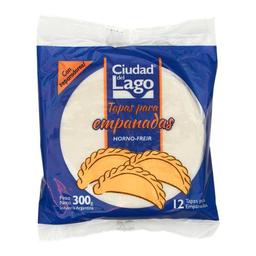 Tapa Empanada Horno Ciudad Del Bsa 300 Gr