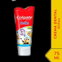 Colgate Crema Dental Smiles Pomo