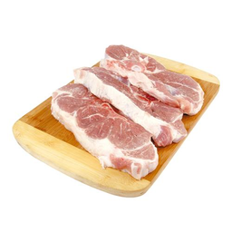 Chuleta de paleta de cerdo