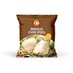 Muslo Con Piel Coto