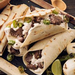 Combo 6 Tacos Surtidos más una Gaseosa