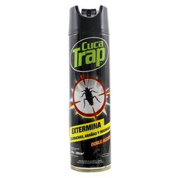 Insecticida Cuca Trap Cucarachas Y Hormigas Aer 370C