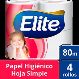 Elite Extra Hoja Simple Con Aloe Vera