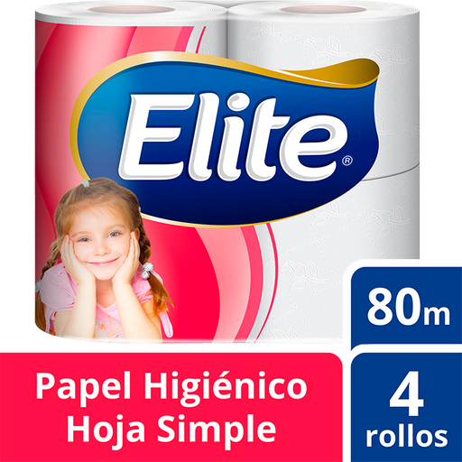 Elite Extra Hoja Simple Con Aloe Vera
