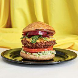 Grita Falsa Chicken Burger
