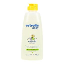 Colonia Estrella Baby Suavidad Natural Bot 200 Ml