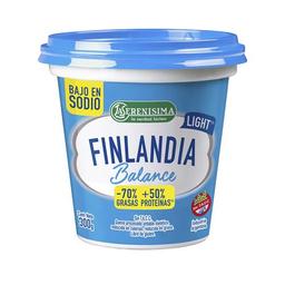Queso Untable Light Balance Finlandia Pot 300 Gr