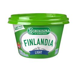 Queso Untable Light Vit A/D Finlandia Pot 200 Gr