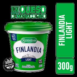 Queso Untable Finlandia Light Pote 300 g