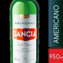 Gancia Americano Botella