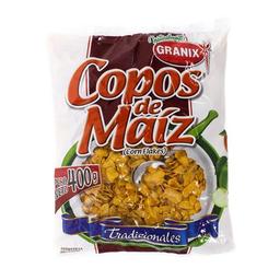 Granix Cereal Copos De Maiz Bol