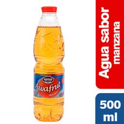 Awafrut Sin Gas Manzana 500ml