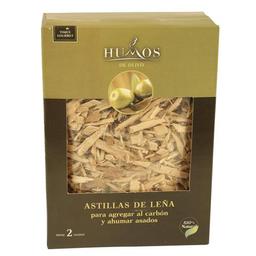 Astillas Para Ahum De Olivo Humos Cja 500 Gr