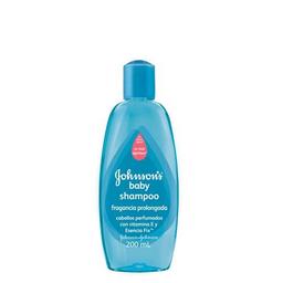 Shampoo Para Bebe Fragancia Prolongada Johnson Baby Bot 200 Ml