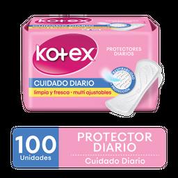 Kotex Protectores Diarios Multiestilo