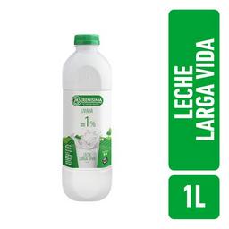 Leche Descremada La Serenísima Larga Vida 1% 1 L