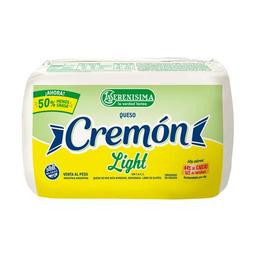 Queso Cremoso Cremon Doble Crema Light La Serenisima x Kg