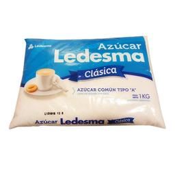 "Azúcar Ledesma Común Tipo ""A"" Paquete 1 Kg"