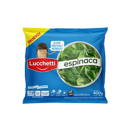 Espinaca Lucchetti 400Gr
