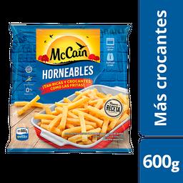 Papas Mccain Horneables X 600Gr