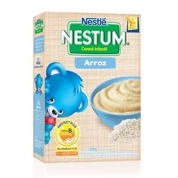 Cereal Infantil Nestum Roz X 200G