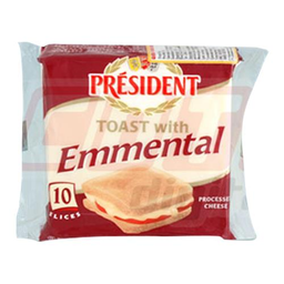 Queso Feteado President Sandwich Paq 200 Gr