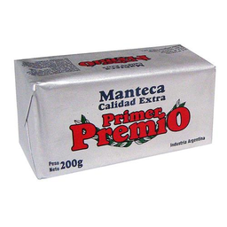 Manteca Primer Prem Pan 200 Gr