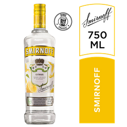 Vodka Smirnoff Citrus