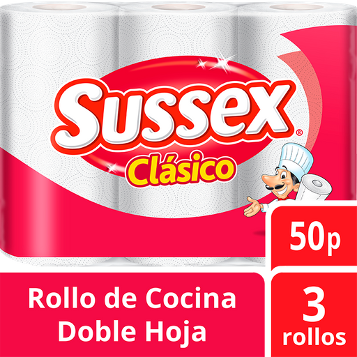 SUSSEX Clásico