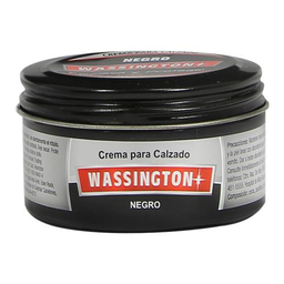 Pomada Wassington Negro Lat 60 Gr