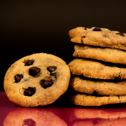 Cookies Chocochips X 5