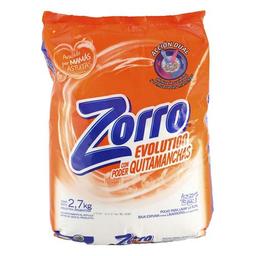 Zorro Jabón En Polvo Evolution Pode Bsa