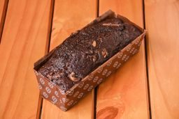 Budín de Chocolate con Nuez
