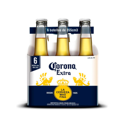 Six Pack Corona 473Ml