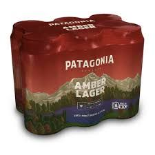 Six Pack Patagonia Amber Lager 473Ml