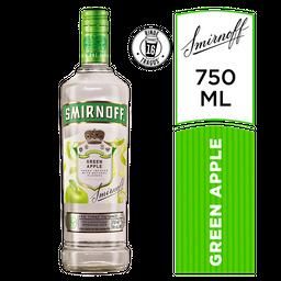 Vodka Smirnoff Green Apple 700 Ml