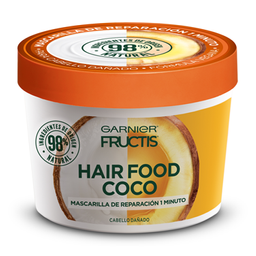 Mascarilla Fructis Hair Food Coconut X350Ml