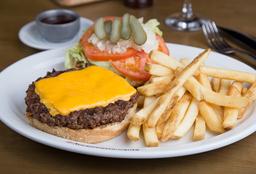 New Heaven Burger