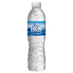 Agua Mineral Eco De Los Andes Sin Gas