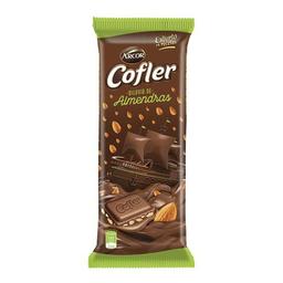 Cofler Chocolate Leche Con Almendras X 55G