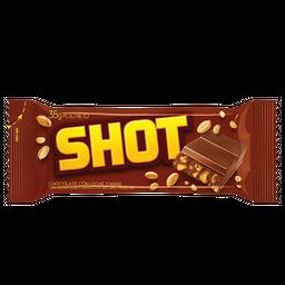 Chocolate  Shot Bloq C Mani X 35 G