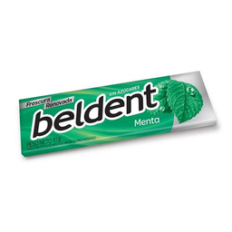Chicles Beldent Menta  10Grs