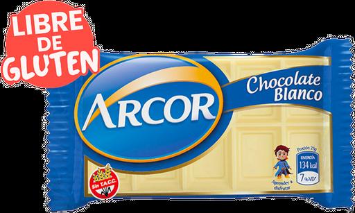 Chocolate Blanco Tableta