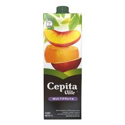 Jugo Cepita Multifruta Tetra X 1 Lt.