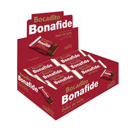 Bocadito Bonafide Dulce De Leche 16 Gr