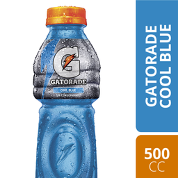 Isotónicas Gatorade Cool Blue 500Ml