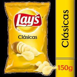 Lays Clasicas Bolsa X 150G