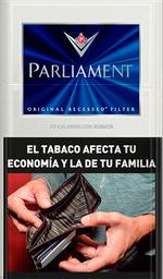 Cigarrillos ParliamentBox 20U
