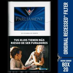Cigarrillos Parliament Box 20u