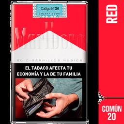 Cigarrillos Marlboro Red Común 20U